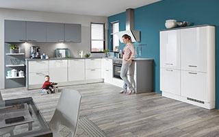 Wir für Sie – Image Winkelküche – Küchentraum Rohde
