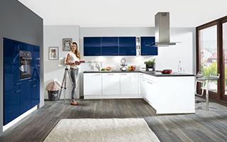 Wir für Sie – Image Lack-Küche – Küchentraum Rohde