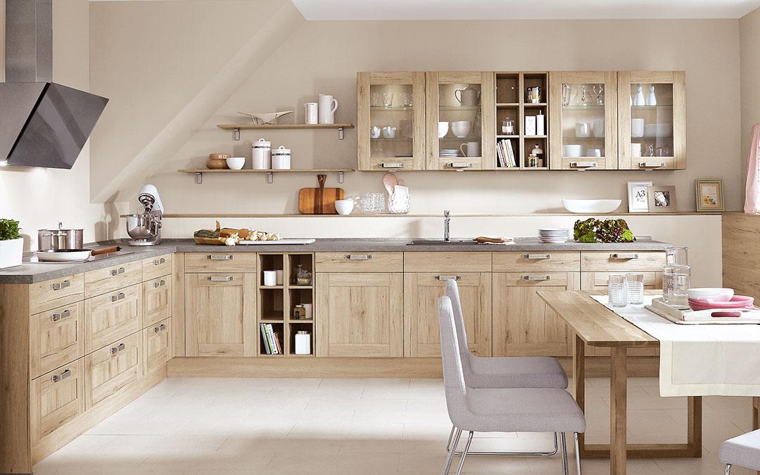Nachhaltigkeit beim Küchenkauf