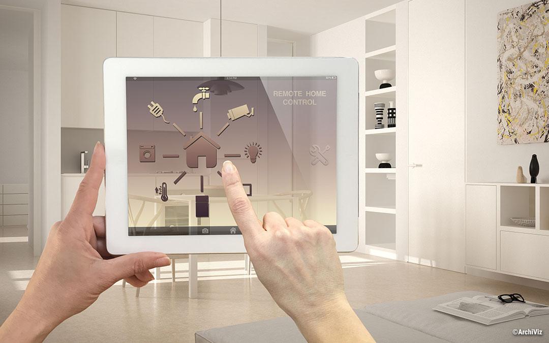 Smart Home – Intelligenz in Ihrer Küche